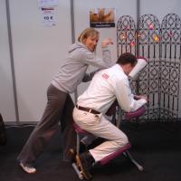 Massage assis Sophie Bertrand